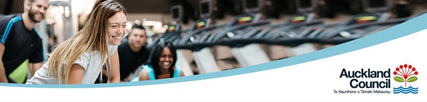 Auckland City Council - Marina Fitness